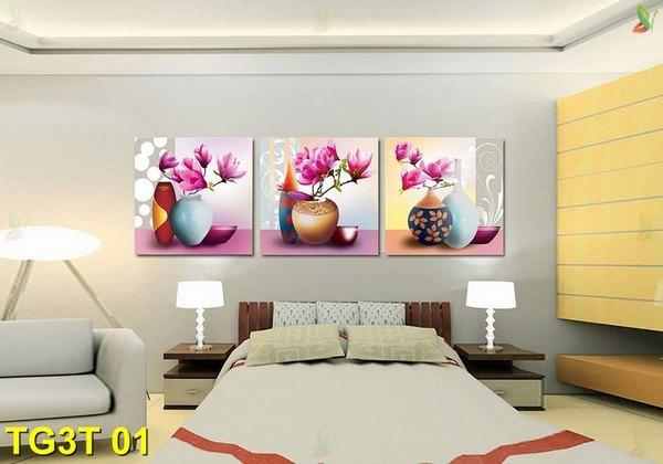 Báo giá Tranh Decor tại tranh 3D Khánh Linh 1