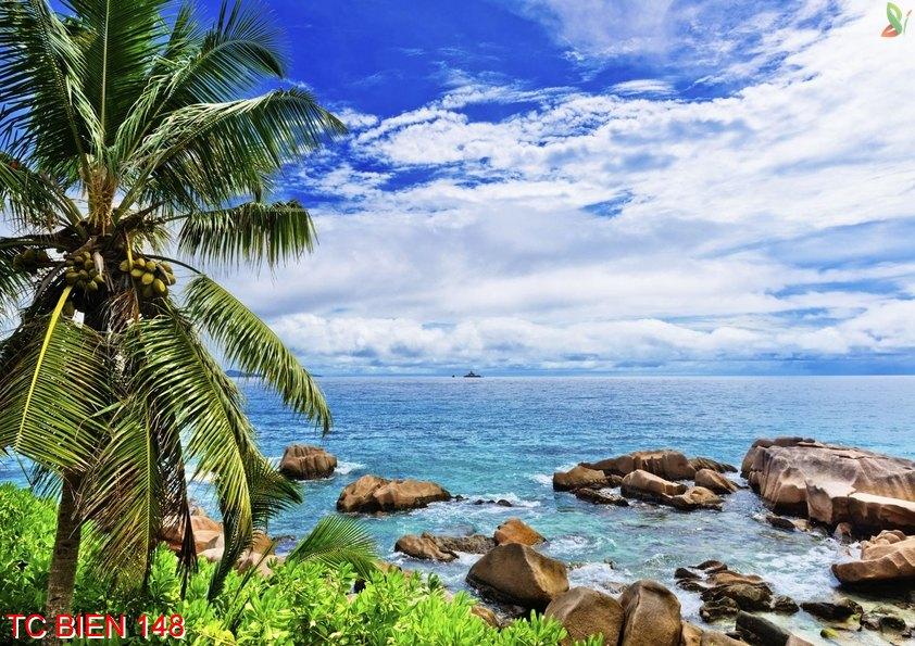 Tranh cảnh biển 148