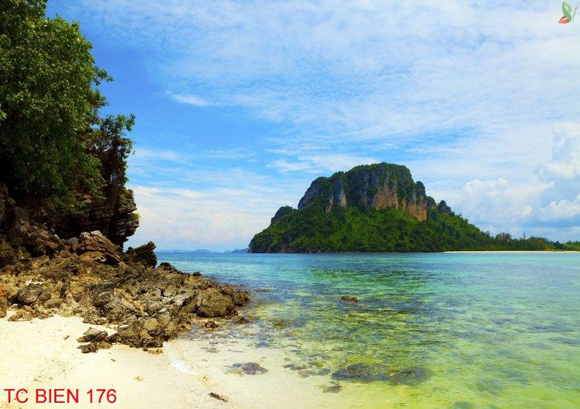 Tranh cảnh biển 176