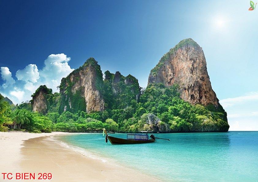 Tranh cảnh biển 269