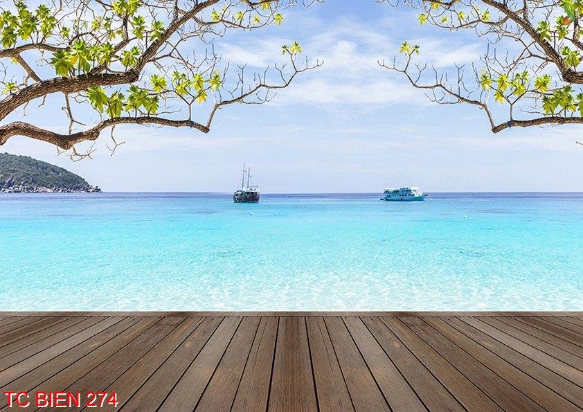 Tranh cảnh biển 274