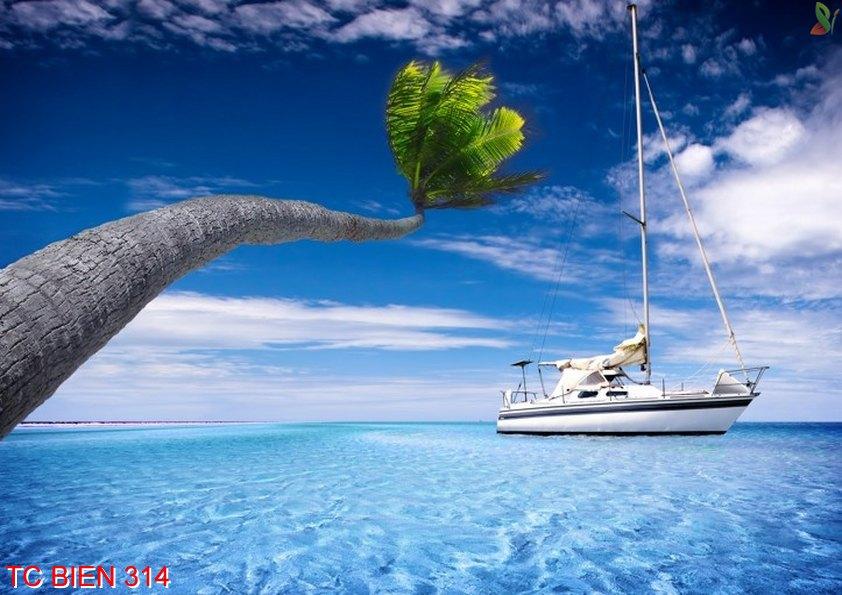 Tranh cảnh biển 314