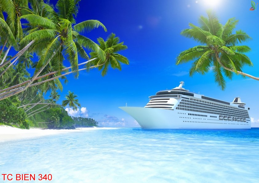 Tranh cảnh biển 340