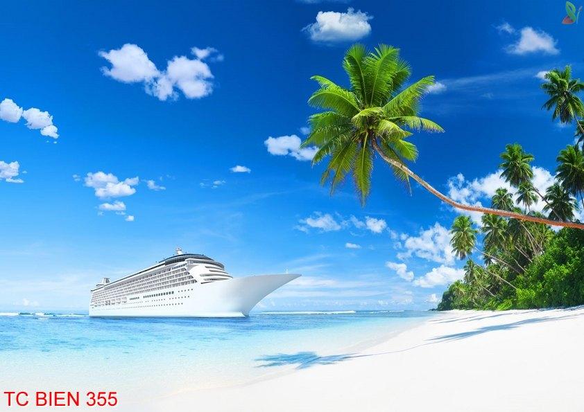 Tranh cảnh biển 355