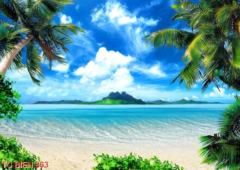 Tranh cảnh biển 363
