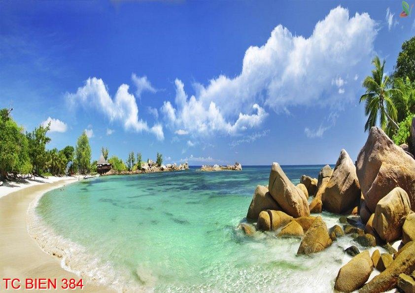 Tranh cảnh biển 384