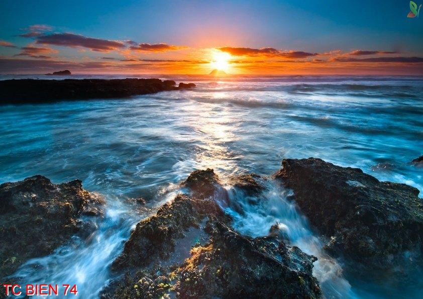 Tranh cảnh biển 74