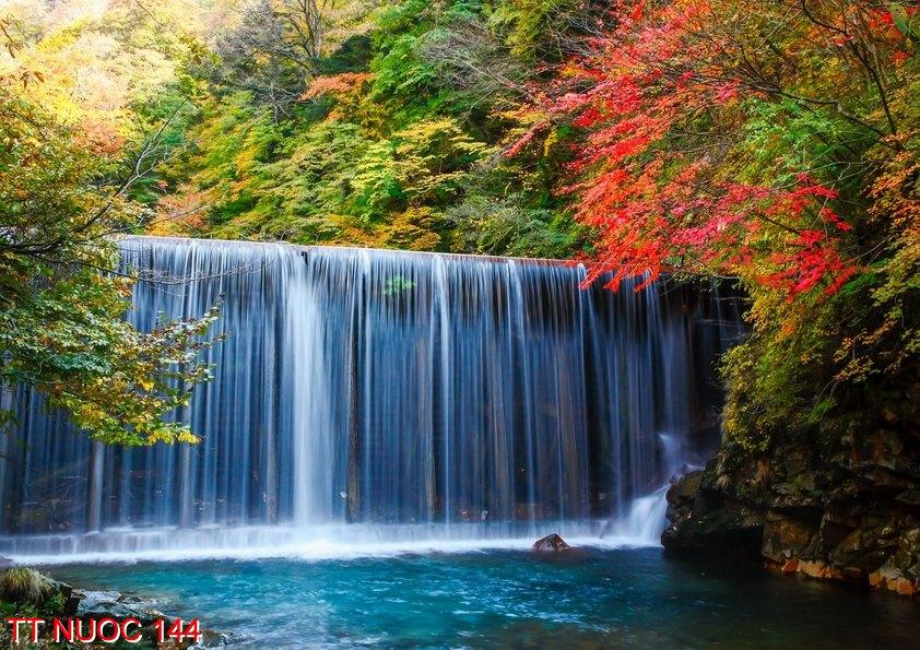 Tranh thác nước 144