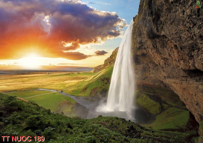 Tranh thác nước 189