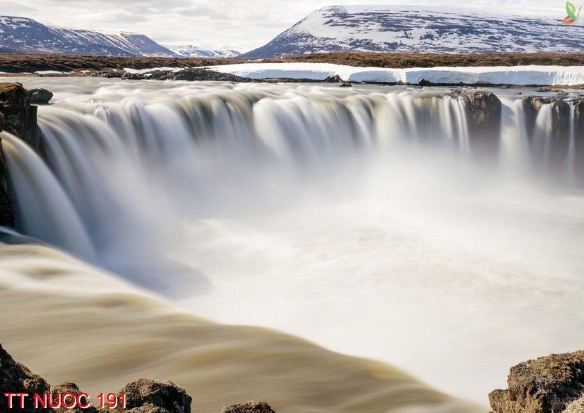 Tranh thác nước 191