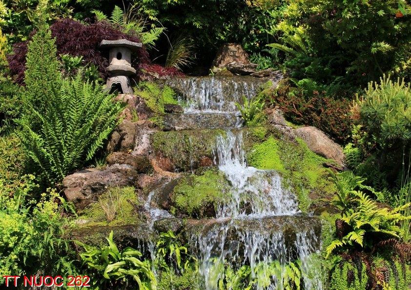 Tranh thác nước 262