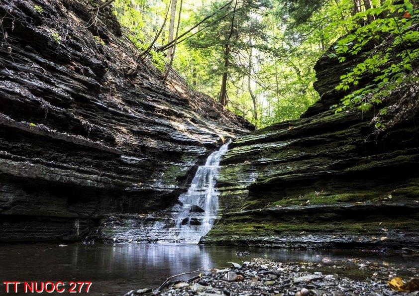 Tranh thác nước 277