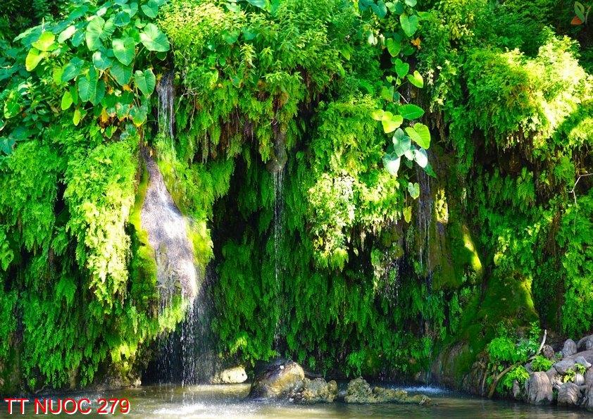 Tranh thác nước 279