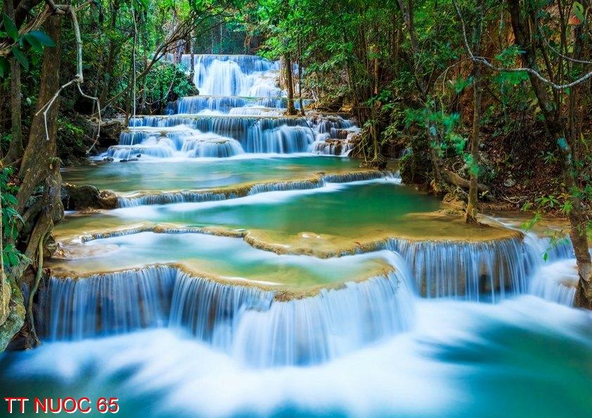 Tranh thác nước 65
