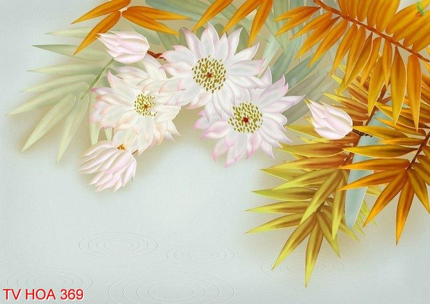Tranh về hoa 369
