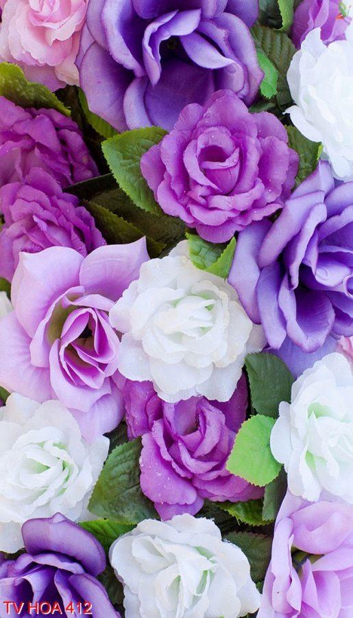 Tranh về hoa 412