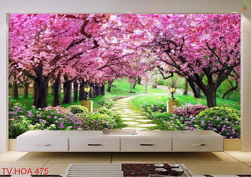Tranh về hoa 475
