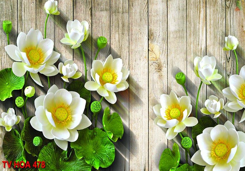 Tranh về hoa 478