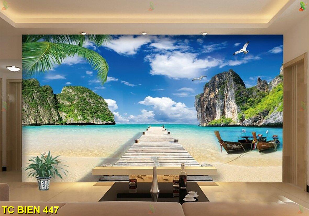 Tranh cảnh biển 447