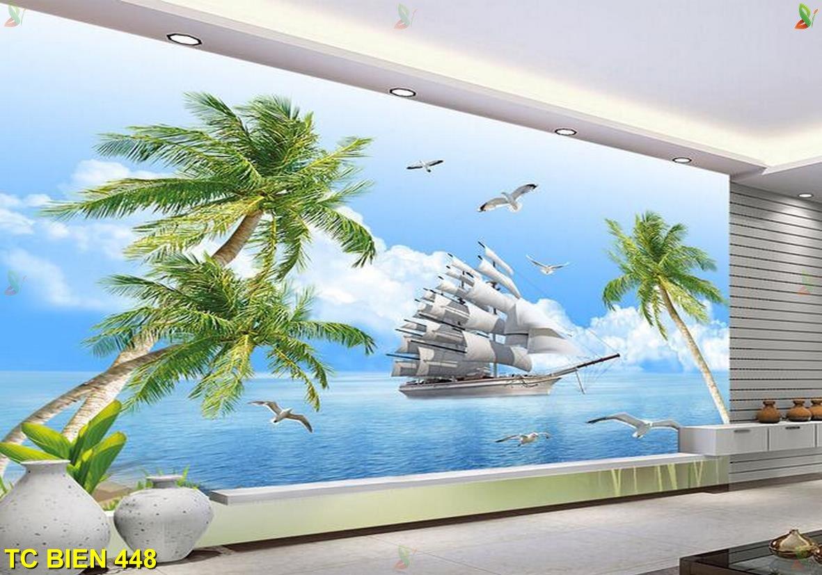 Tranh cảnh biển 448