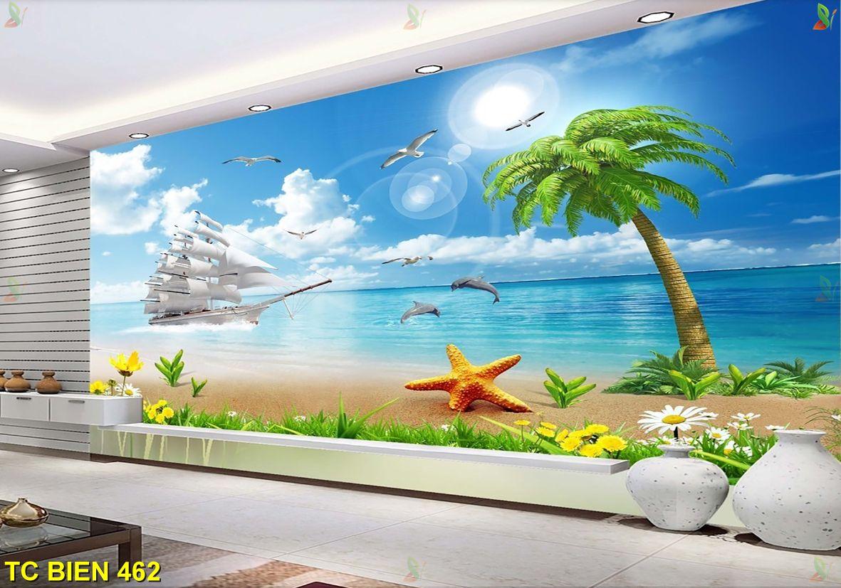 Tranh cảnh biển 462